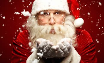 Santa's Sweet Factory Tour