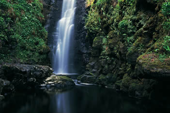 Carnlough Cranny Falls