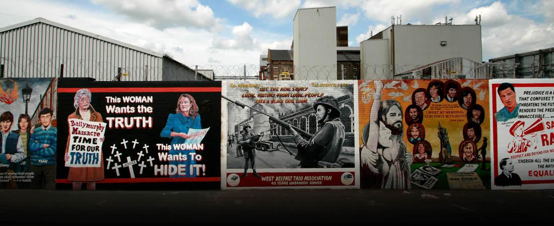 International Wall Murals