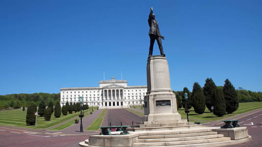 Stormont Estate - Parliament Buildings