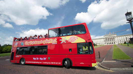 Belfast City Sightseeing Tour