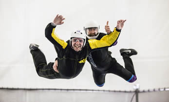 We Are Vertigo Experience - Indoor Skydiving