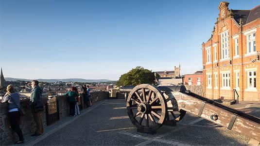 Derry City Day Trip